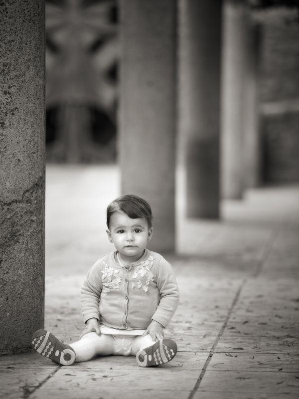 #fotografía de Paula. 14 meses.