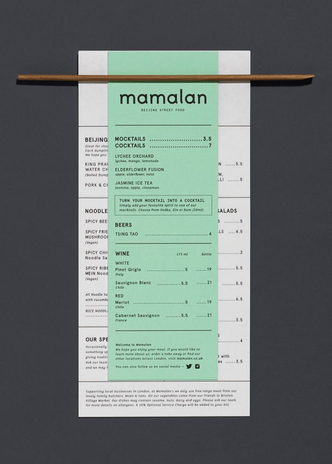 Mamalan Menu by Midday                                                                                                                                                                                 More