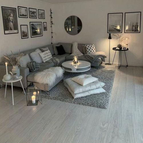 Home Inspiration | Mykindoflike – Pursue your dreams of the perfect Scandinavian style home with these inspiring Nordic apartment designs. #Homedecorlivingroom