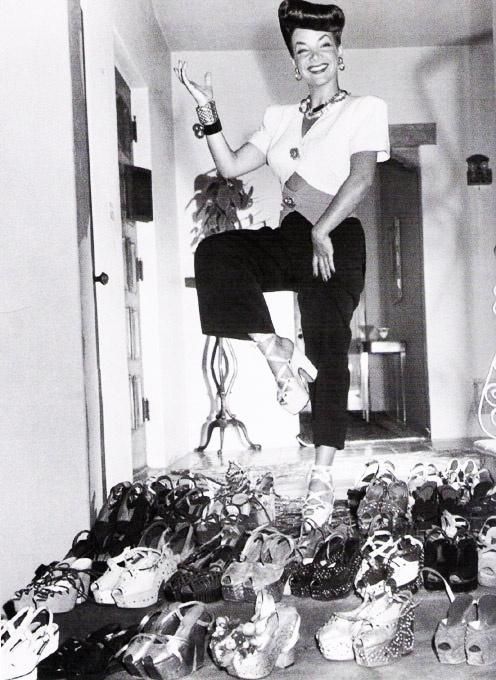 Carmen Miranda Shoeporn: Shoe Collection, Fashion, Carmen Goldsmith, Style, Shoes Collection, Platform Shoes, Vintage Shoes, Carmenmiranda, Carmen Miranda