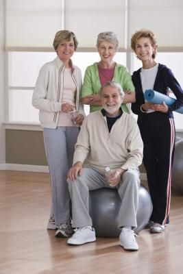 What Are the Benefits of Yoga for Senior Citizens?