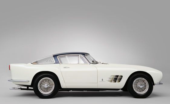 1955 Ferrari 375 MM Berlinetta