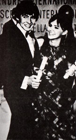 My two favorite actors (actress) :D  Sally Field & Davy Jones