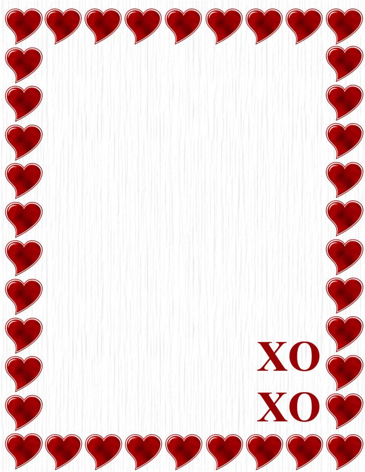 96 best Valentines Stationery images on Pinterest | Printable ...