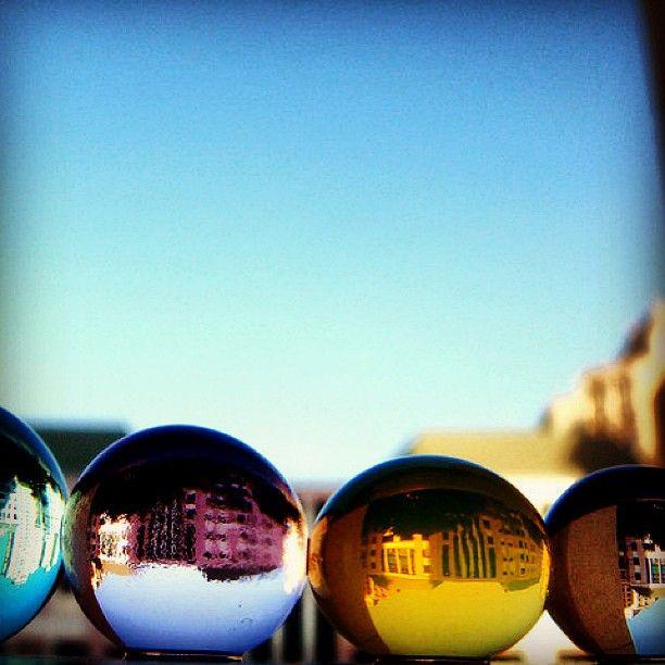 #illusion #Colour #Lights #Glass  #Condo #Sky