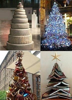 Navidad RECICLAJE