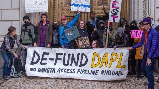 Is Your Bank Funding the Dakota Access Pipeline? #news #alternativenews
