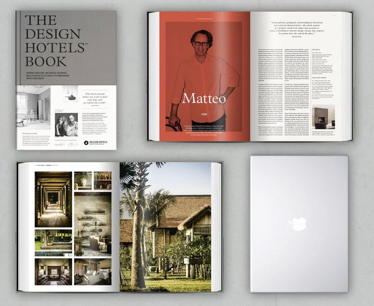 The Design Hotels Book The must-have book for every travel and design lover