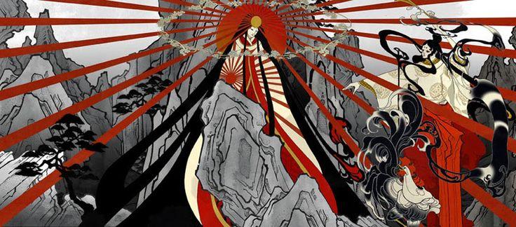 легенда о богине аматэрасу - Поиск в Google
