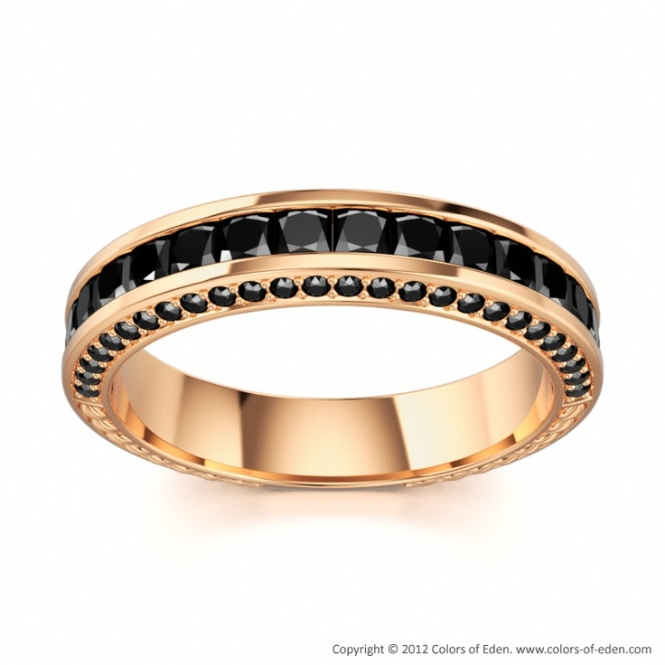 Black Diamonds #Ring