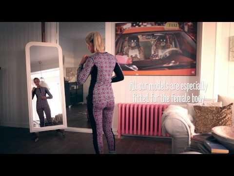 Kari Traa - Let's talk wool - Wool Underwear