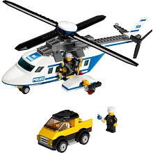 """LEGO City Police Helicopter (3658) - LEGO - Toys """"R"""" Us"""