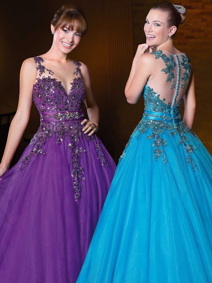 27 best Vestidos de Princesa images on Pinterest | Homecoming ...