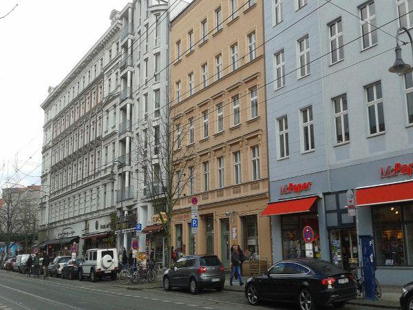 Kastanienallee aka Casting Allee - Prenzlauer Berg
