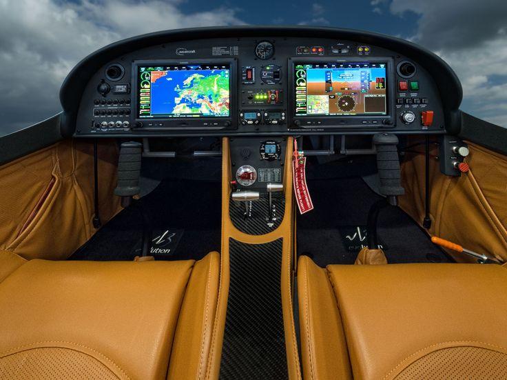 VL3 Evolution Cockpit - #ultralight #aviation #cockpit #pilot
