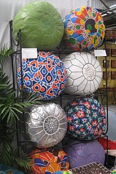 poufs.  Want 2 more!