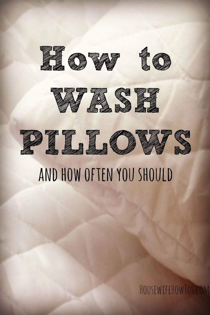 I hate that dirty pillow smell, and I know unwashed pillows make my allergies even worse. With these steps, I got my pillows clean, smelling fresh, and as fluffy as they were the day I bought them.