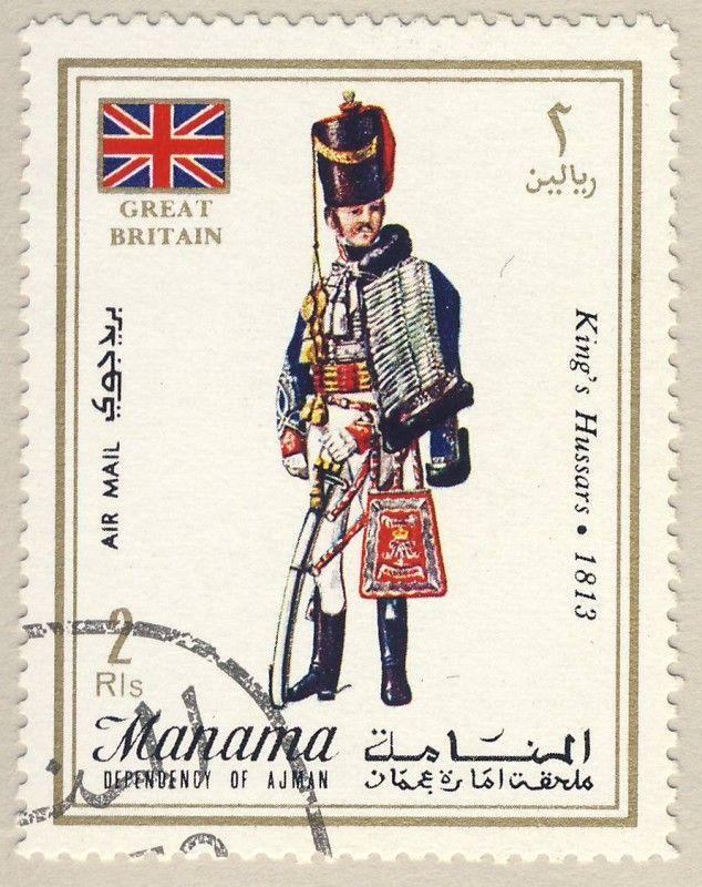 uniformes britanicos