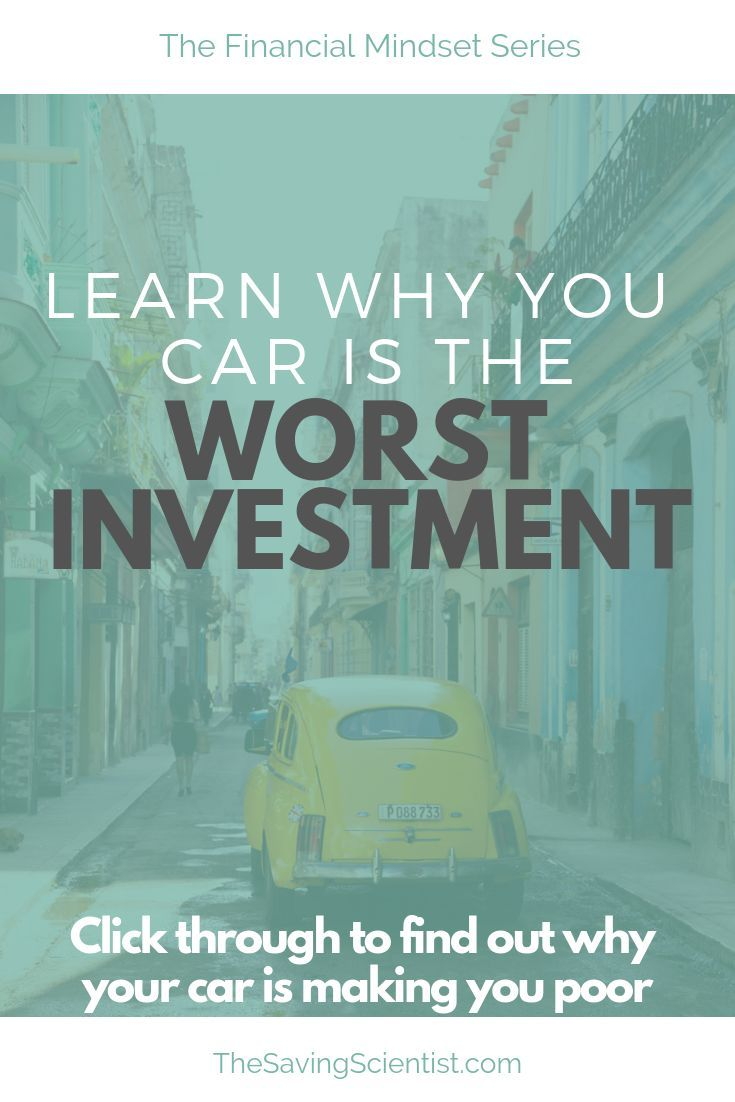 Why Your Car Is Making You Poor And Why I Ll Never Own One