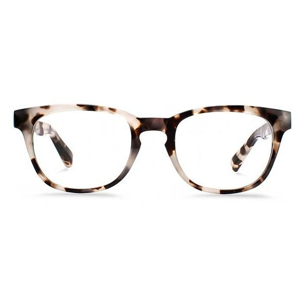 Warby Parker Preston Pearled Tortoise