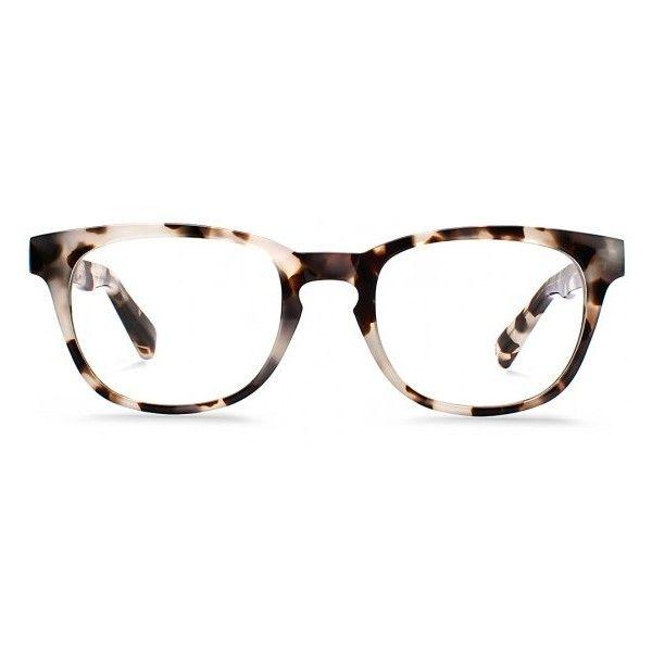Warby Parker Preston Pearled Tortoise