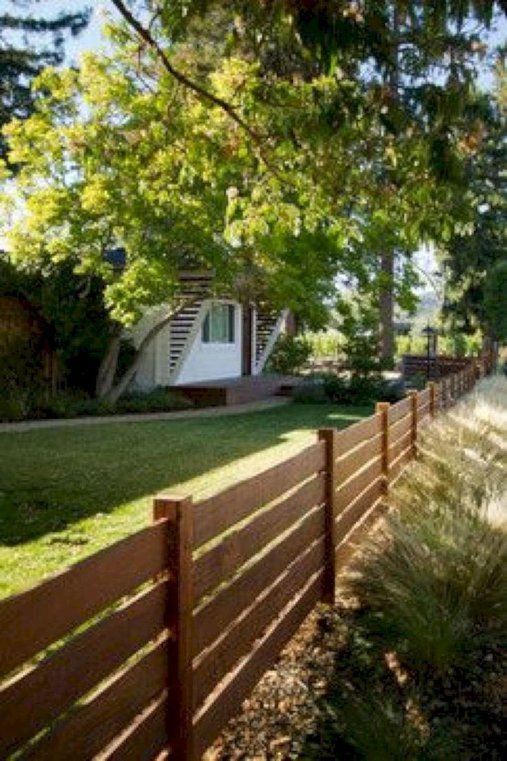 34 Diy Front Yard Privacy Fence Remodel Ideas Cheap