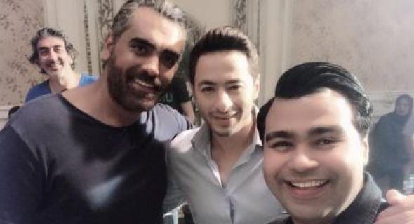 انتهى أحمد كرارة من تصوير دوره في مسلسل ابن أصول بطولة حمادة هلال Series