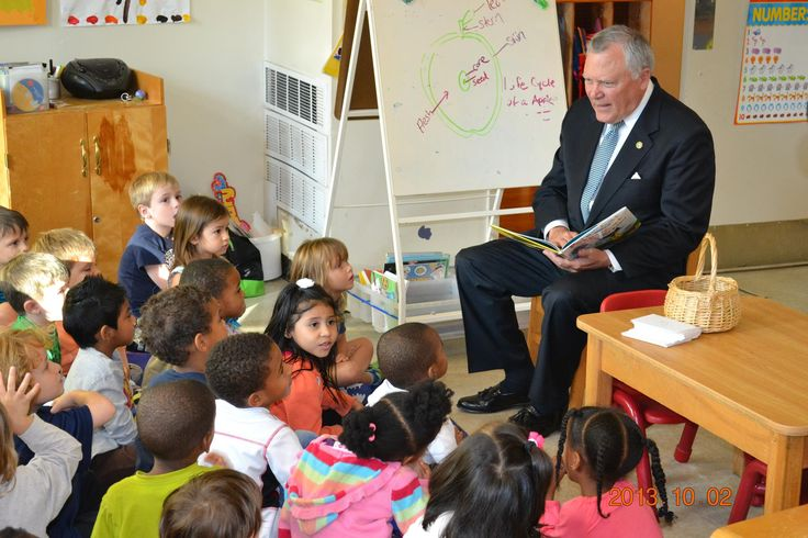 Looking forward to Georgia's Pre-K Week with Voices for Georgia's Children, October 6-10: Hundreds of state and local officials including Governor Nathan Deal reading to Georgia's youngest learners in all 159 counties. Can't wait!