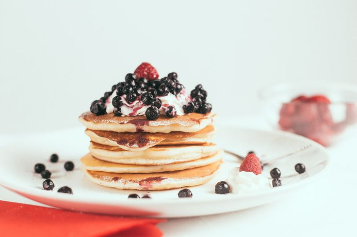 RECIPE: Step by step (with pictures) recipe for: American Pancakes #pancakes #crepes #breakfast