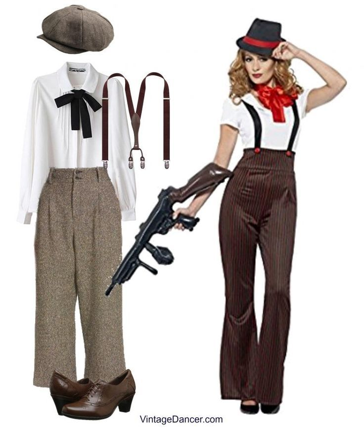 50 Vintage Halloween Costume Ideas