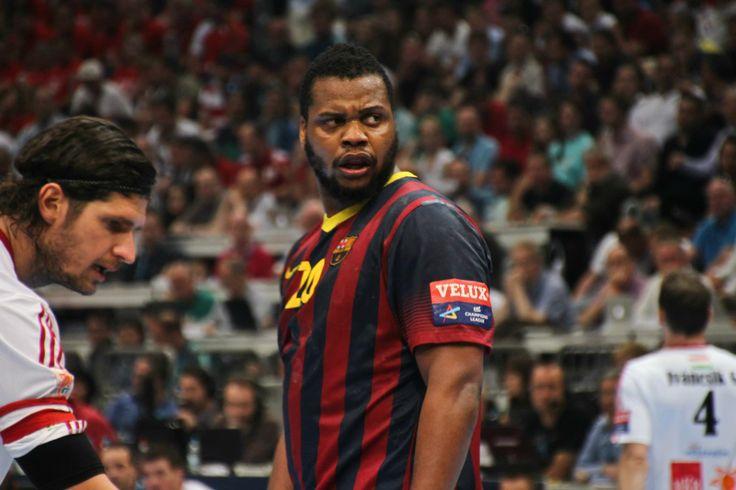 EHF Champions League 2014 Cedric Sorhaindo