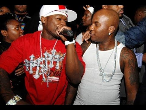 50 CENT DISSES T.I. AND YOUNG JEEZY IN THERE HOMETOWN!!!!!