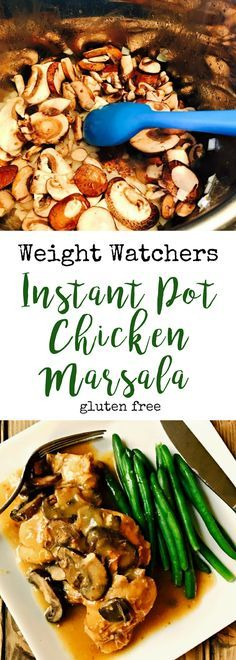 Delicious and easy 21 Day Fix Chicken Marsala for the Instant Pot that's gluten-free, grain free, and Paleo friendly! This post contains affiliate links for products I'm obsessed with. Confession #112 – I hate to be so dramatic, but life as I have known it for the past three years is officially over. My toddler...