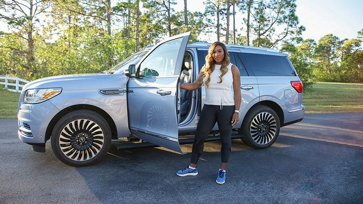 FOX NEWS: Serena Williams becomes Lincoln brand ambassador