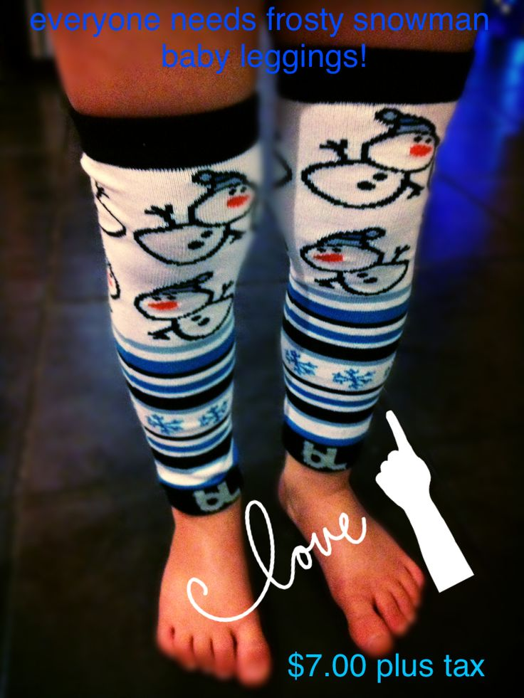 Model in this pic is my son and he is three! I have 2 snowman baby leggings available $7 each 4038661890