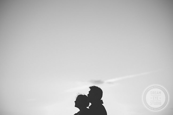 #black&white #photo #sky #together #love #dreameyestudio