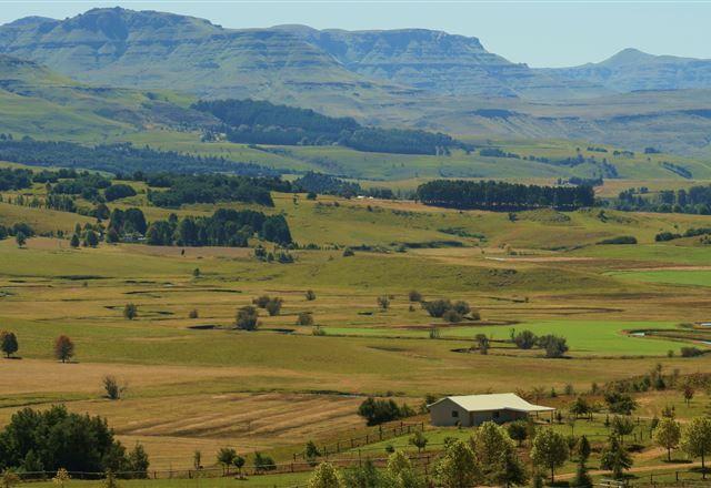 Hilltop Cottage, Drakensberg
