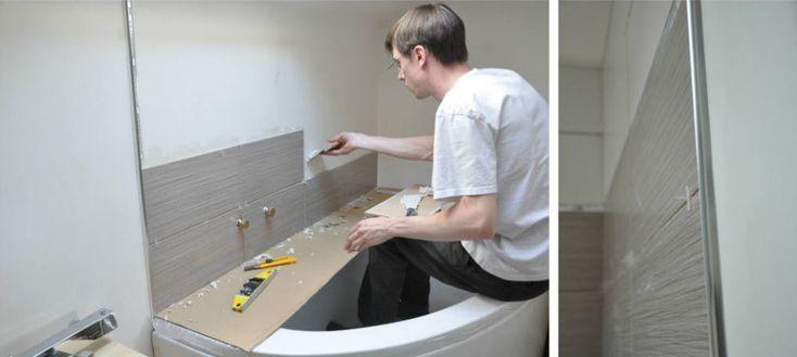 Faïence salle de bain et cuisine : http://www.travauxbricolage.fr/travaux-interieurs/salle-de-bain/faience-salle-de-bain-cuisine/