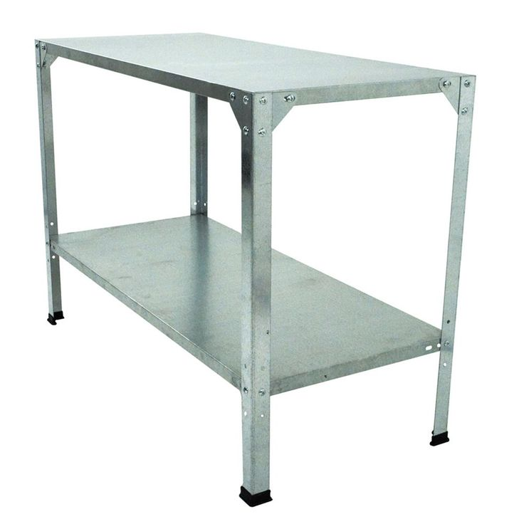Shop Palram  HG2001 Steel Two-Level Shelving System at ATG Stores. Browse our potting benches, all with free shipping and best price guaranteed.