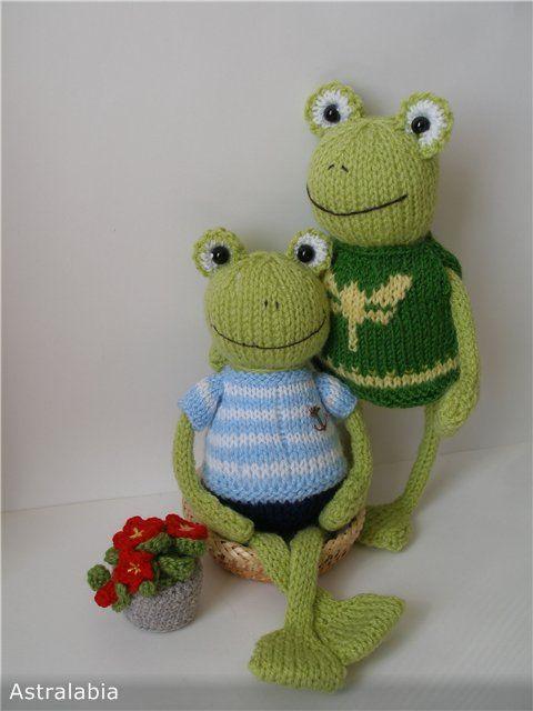 65 best Handmade Frogs and Monkeys ! images on Pinterest ...