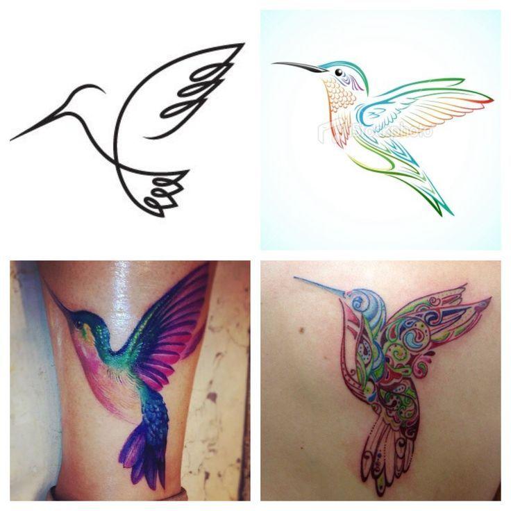 27 Hummingbird Tattoo Designs Ideas: Best 25+ Colorful Hummingbird Tattoo Ideas On Pinterest