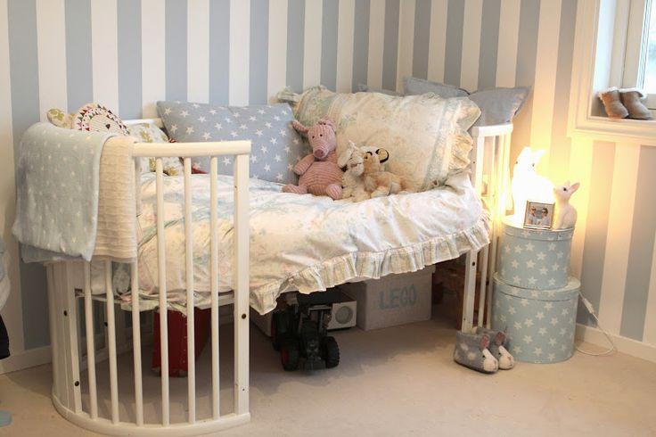 Stina Auer Blog: STOKKE SLEEPI –One, two, three ...