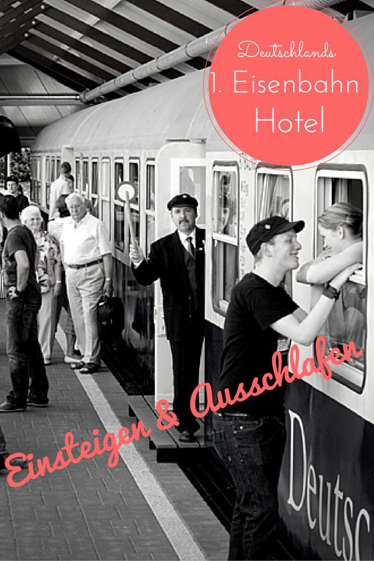 Ihr träumt schon immer einmal davon wie Jim Knopf und Lukas der Lokomotivführer zu übernachten? Im einzigen Eisenbahnhotel Deutschlands erwartet euch ein Schlaferlebnis auf Schienen der besonderen Art. Geschlafen wird in einem 3* Schlafabteil, das locker mit einem guten Hotelzimmer mithalten kann. Eine Nacht mit Dinner & Frühstück gibt es für 62,50€ pro Person (auch als Gutschein) --> http://www.reiseuhu.de/?p=8904  #geschenkidee #reise #eisenbahn #travel