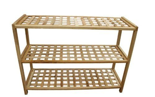 3 Tier Walnut Wooden Shoe Rack Shelf / Shoe Organiser by Elite Housewares, http://www.amazon.co.uk/dp/B007C77LJ2/ref=cm_sw_r_pi_dp_nKtqtb0B8SPRD