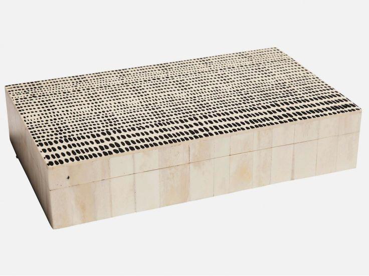 Pudełko Africano Print 23x18cm — Pudełka — KARE® Design