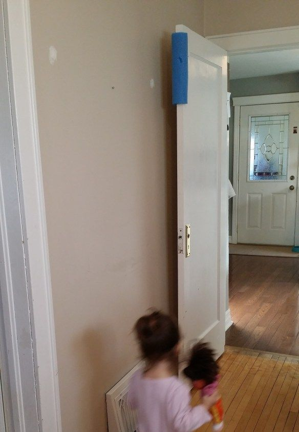 how to stop cabinet doors from slamming