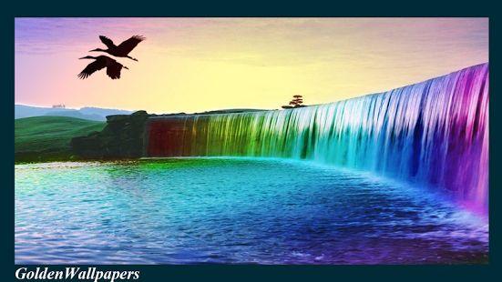 Waterfall Wallpaper– Vignette de la capture d'écran