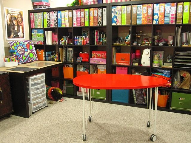 craft room ideas bedford collection. IKEA Craft Room Ideas Shelves From Ikea U0026 Other Storage Bedford Collection I