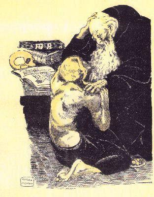 Marga Gil Roësset. El niño de oro