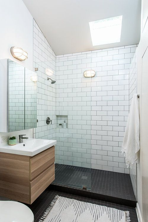 just got a little space these small bathroom designs will inspire rh pinterest com